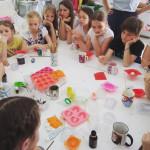 Мастер-класс по мыловарению для детей от творческого клуба Шале в Измайлово