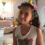 Цветочные композиции, ободки и украшения из фетра