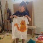 Создание авторской футболки