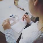 Мастер-класс по росписи маскарадных масок от творческой мастерской Шале в Измайлово