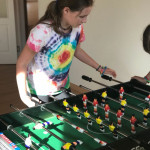 Пин понг, настольный хоккей