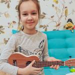 Занятия укулеле для детей в Шале в Измайлово