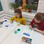 Занятия в художественной студии для детей в Шале в Измайлово
