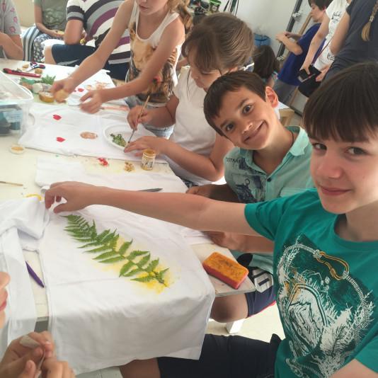 Шале детский лагерь в Абрамцево Креативное бюро «Очарование!»