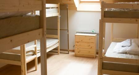 Полностью оборудованные детские спальни